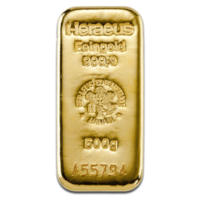 Gold Bars 1000 Gramm